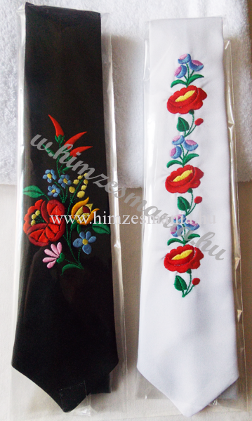 Kalocsai nyakkendők