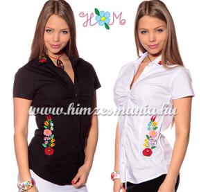 Kalocsai kézzel hímzett női ingek