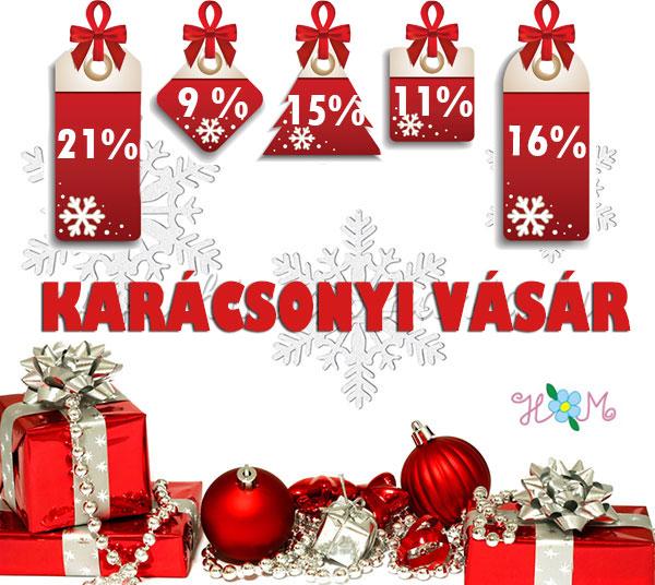 Karácsonyi vásár - Kalocsai mintás ajándékok