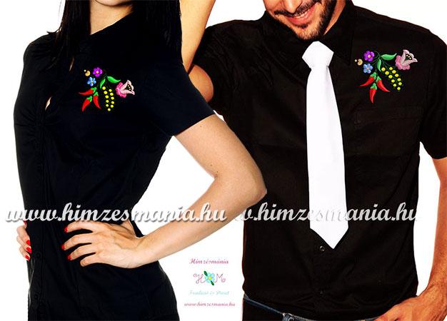 kalocsai-himzett-fekete-ingek